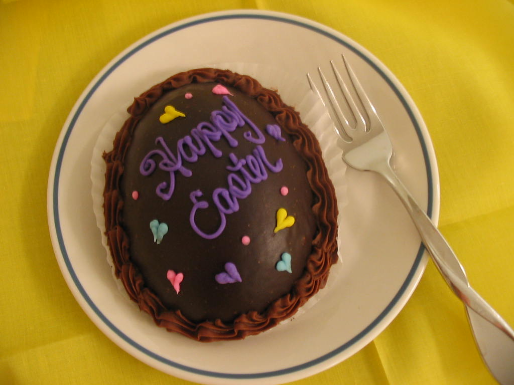 Cake Decorated With Easter Eggs : Chocolate Easter Cake Decorating Ideas 52189 Easter Egg Ca