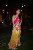 kajal agarwal photos in half saree-thumbnail-14