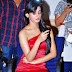 Sonal Chauhan Hot In Red Short Dress
