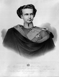Ludwig II König von Bayern (Ludwig II of Bavaria) - A MAGIA DE UM SONHO