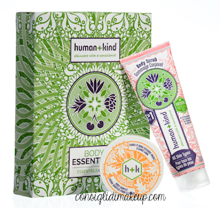 Preview: Nuovi Cofanetti Regalo - Human & Kind