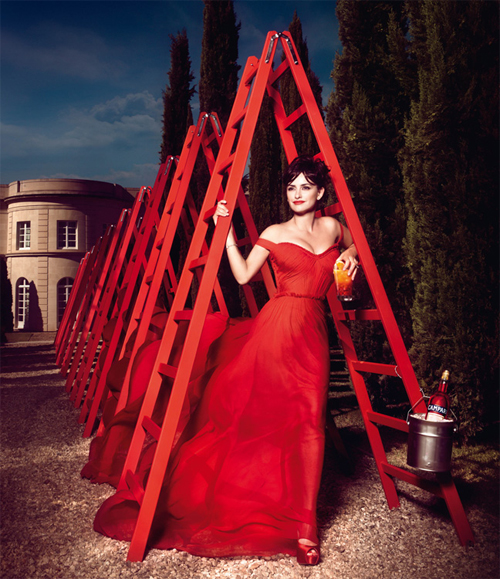 penelope cruz campari