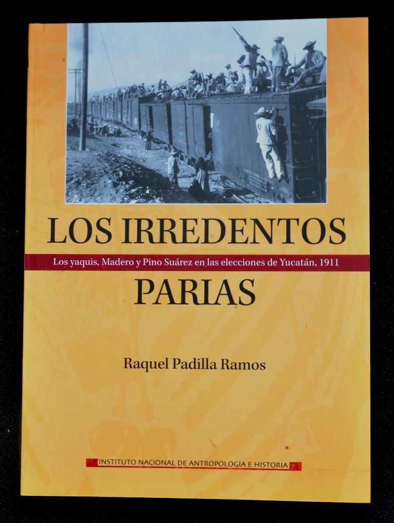 Presentan libro sobre la deportación yaqui a Yucatán