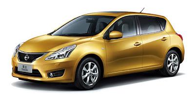 2012 Nissan Tiida/Versa