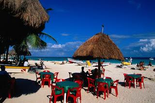 playa del carmen pics