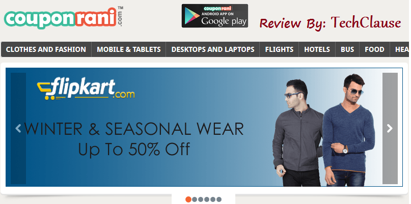 CouponRani Review: Get Best Discount Offers & Deals