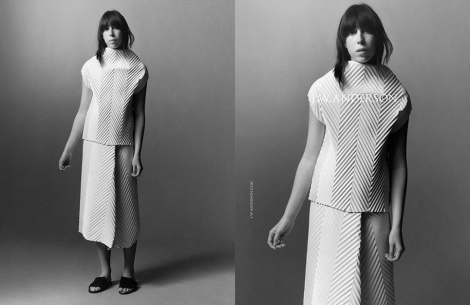 J.W. Anderson SS14 Campaign by Jamie Hawkesworth