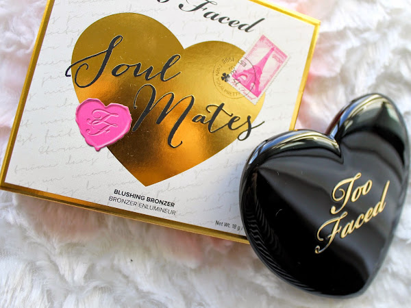 Too Faced Soul Mates Blushing Bronzer - Ross & Rachel.