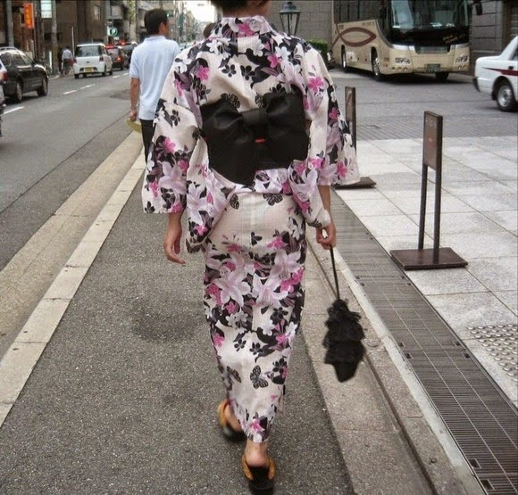 Kimono Transparan jepang 72bidadari.blogspot.com