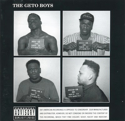 Geto Boys – The Geto Boys (Vinyl) (1990) (320 kbps)