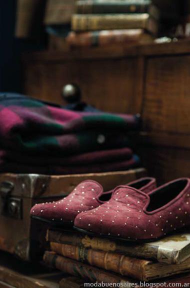 Zapatos invierno 2014 Cardón.