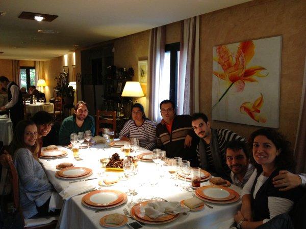 Restaurante: El Fogón de los Arrieros