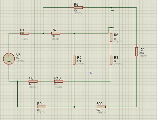 Circuito Mixto : Laboratorio circuitos en serie paralelo y
