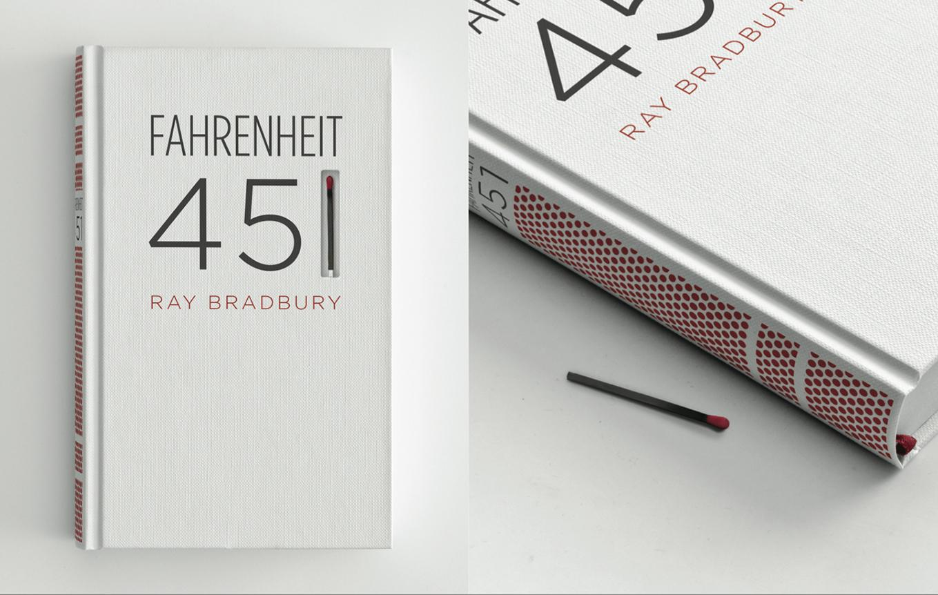 Ray Bradbury. Fahrenheit 451