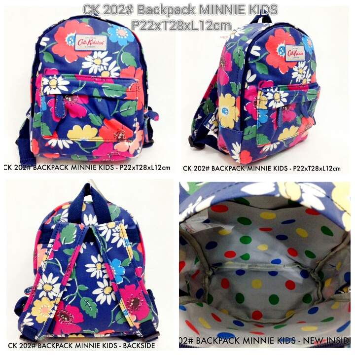 3e46002585 Kipling Shop Indonesia  Cath Kidston 202  Backpack MINNIE KIDS - Rp ...