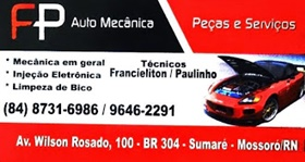 FP Auto Mecânica - Mossoró/RN