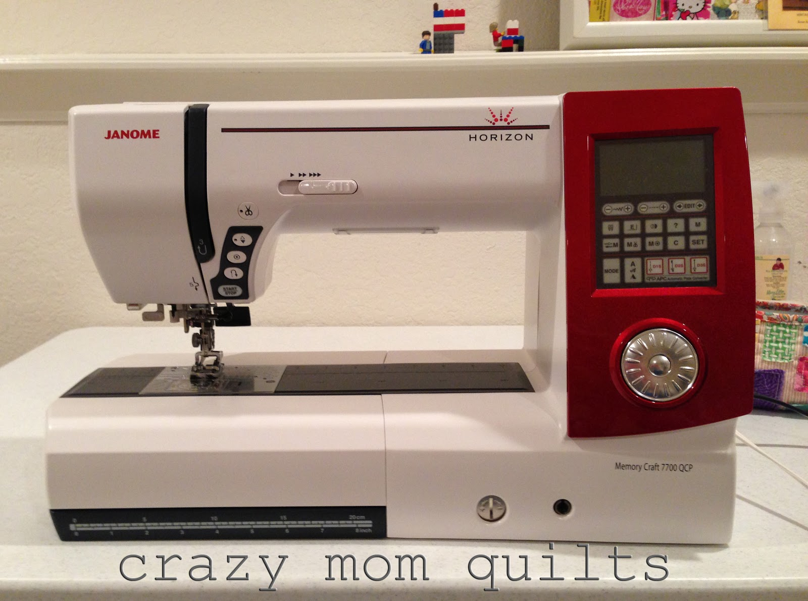 Janome horizon memory craft 8900 - Last November I Bought A Janome Horizon Memory Craft 7700 Qcp It Was Kind Of An Extravagant Purchase But I Broke Down And Bought It Anyway