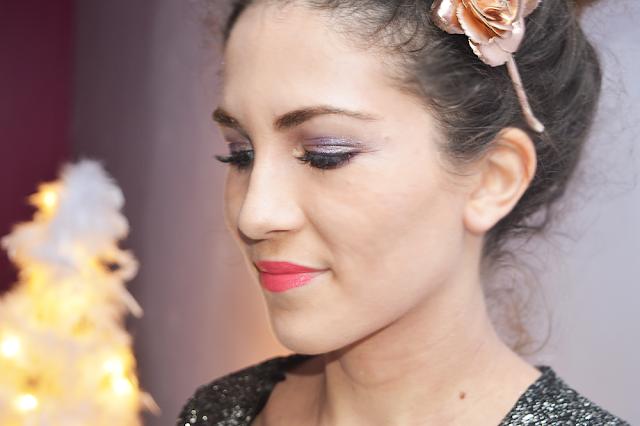 Résultat maquillage teint