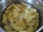 Ciulama de cartofi noi preparare reteta