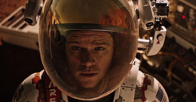 映画 The Martian