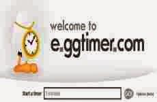 E.gg Timer: práctico timer online gratuito