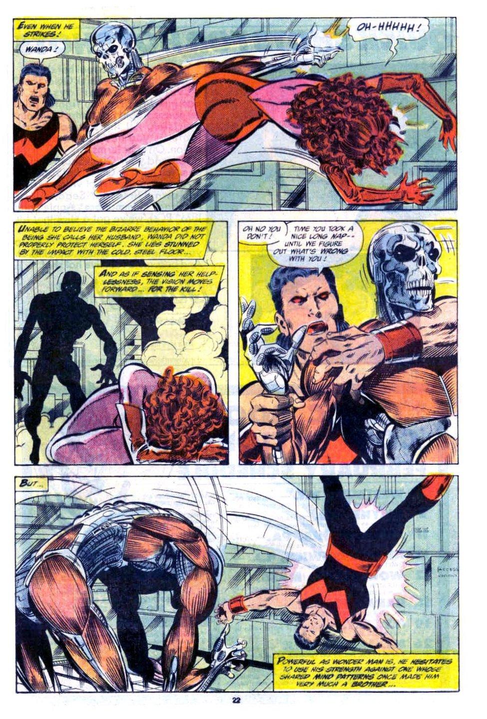 Captain America (1968) Issue #354b #287 - English 18