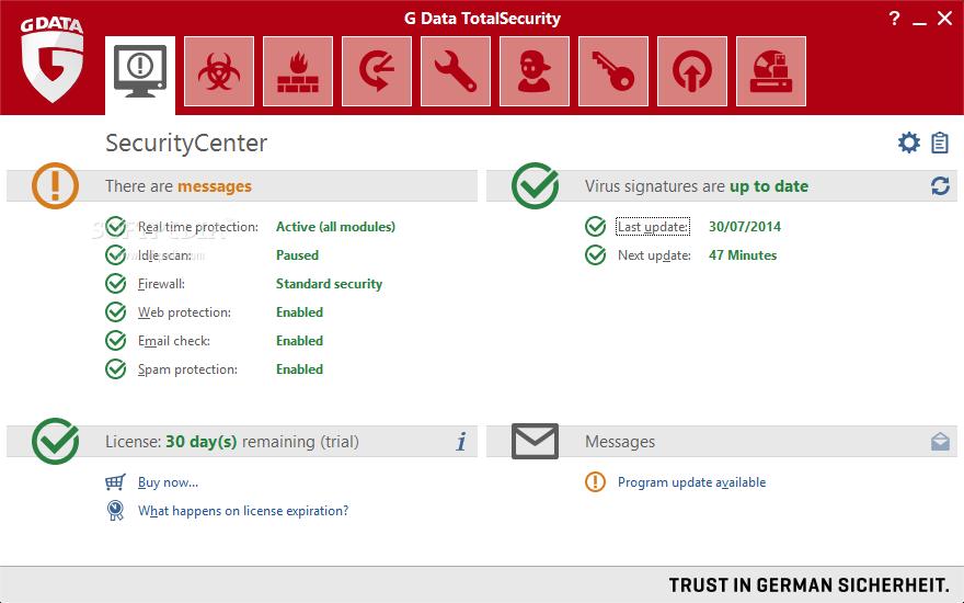 k7 internet security 2014 trial version free download