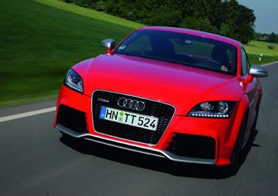 2012 Audi TT RS Specs