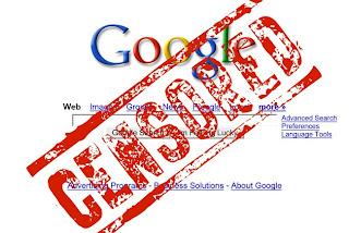 ZIRIGOZA.EU   Blog (Cuadrante de reflexión) Cesurar contenidos de Google