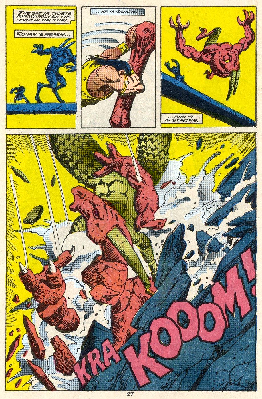 Conan the Barbarian (1970) Issue #214 #226 - English 22