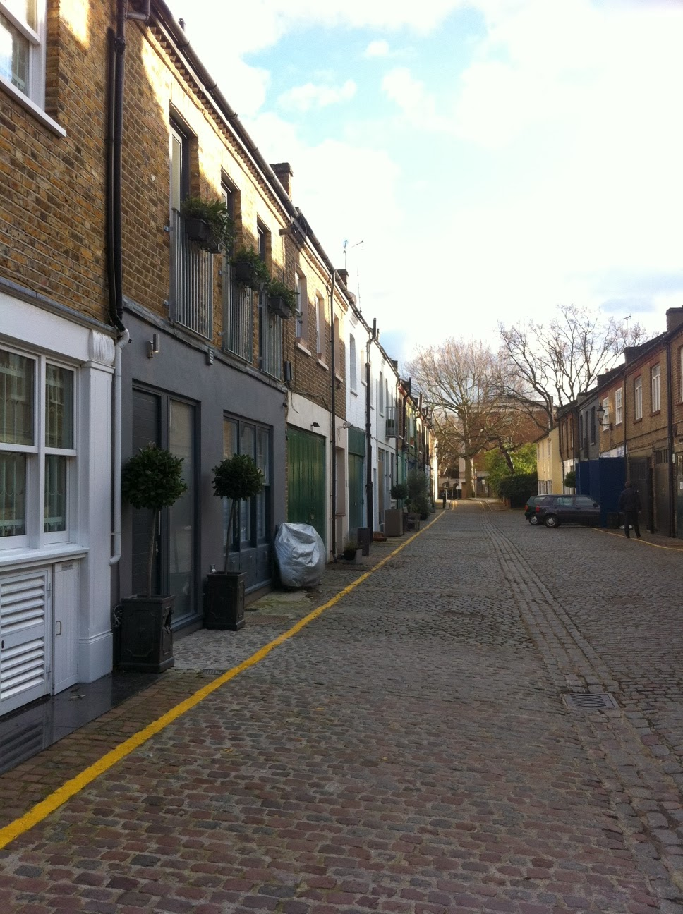 Russell Gardens Mews, London W14
