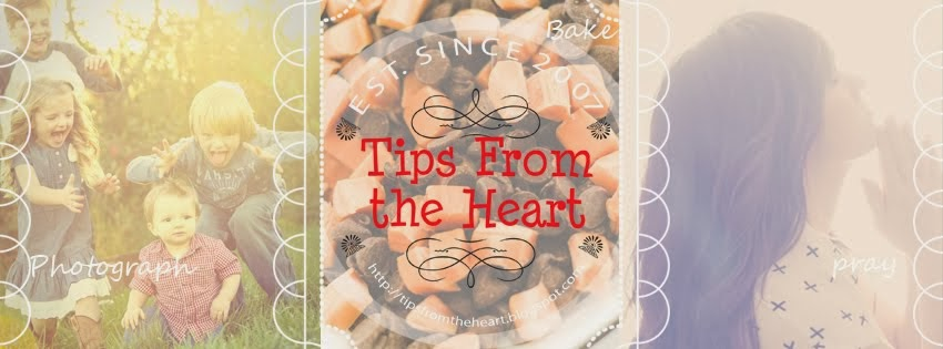 Tips from the Heart for the Home