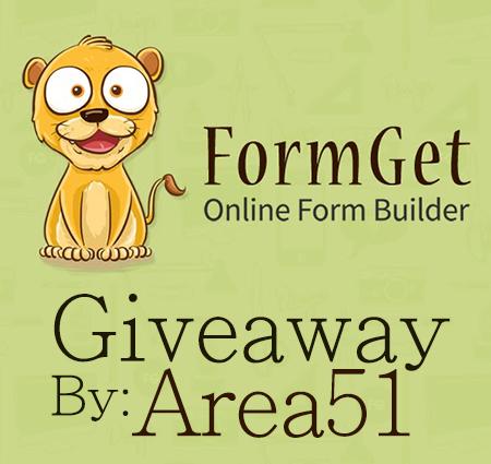 formget giveaway area 51