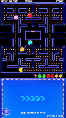 Pac-Man Lite Game for the iPhone, iPad and iPod Touch