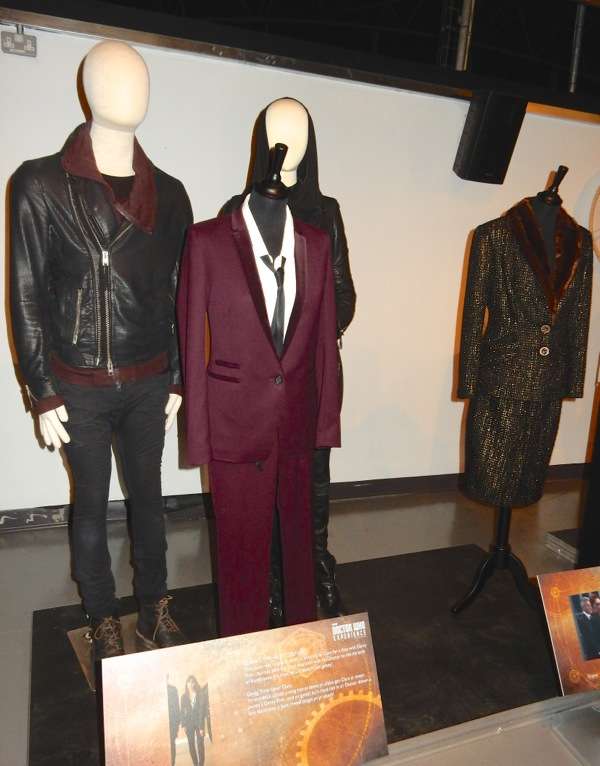Doctor Who Time Heist costumes