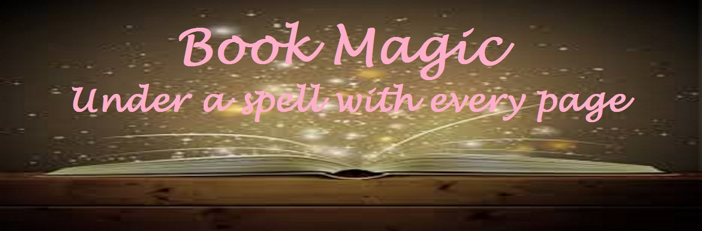 Book Magic - Under a spell with every page
