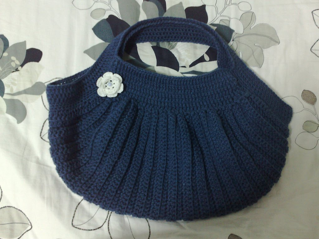 Free Patterns For Handbags : Bag Gloves Images: Free Crochet Bag Patterns