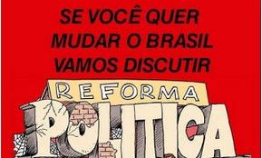 PRECISAMOS URGENTEMENTE DE UMA REFORMA POLITICA !