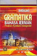 toko buku rahma: buku INTISARI GRAMATIKA BAHASA JERMAN, pengarang amir f hidayat, penerbit pustaka setia