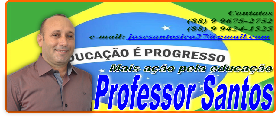 Blog do Prof. Santos