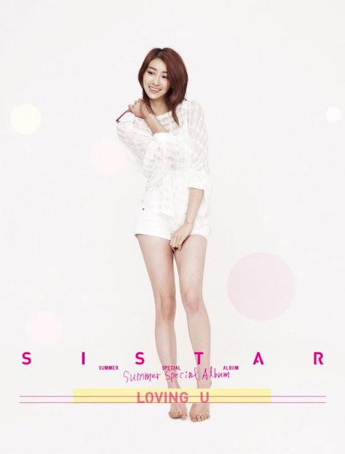 Dasom - Sistar Loving U