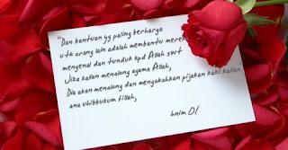 Kata Cinta Romantis Bahasa Inggris
