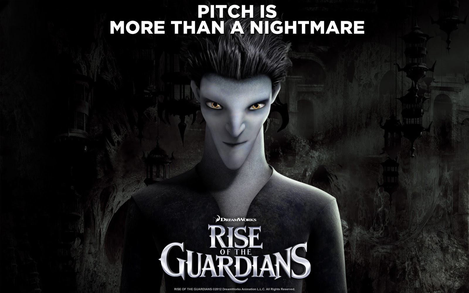 Pitch : Rise of the Guardians Movie Wallpaper