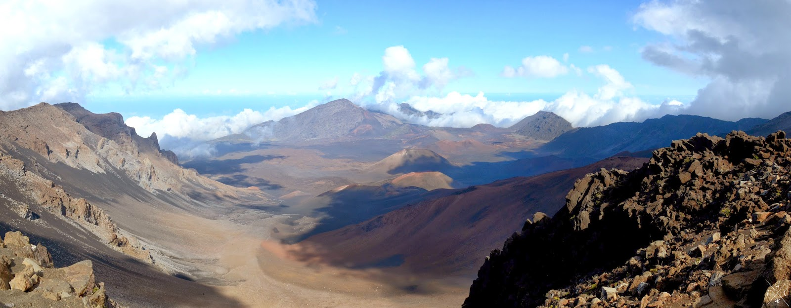 Haleakalā Crater - Haleakalā National Park - Maui, Hawaii