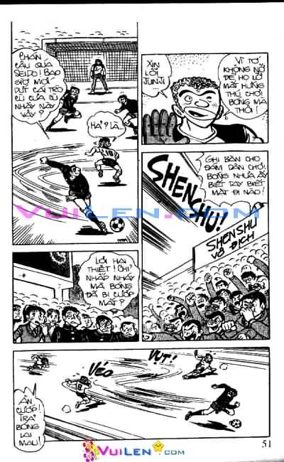 Jindodinho - Đường Dẫn Đến Khung Thành III  Tập 6 page 51 Congtruyen24h