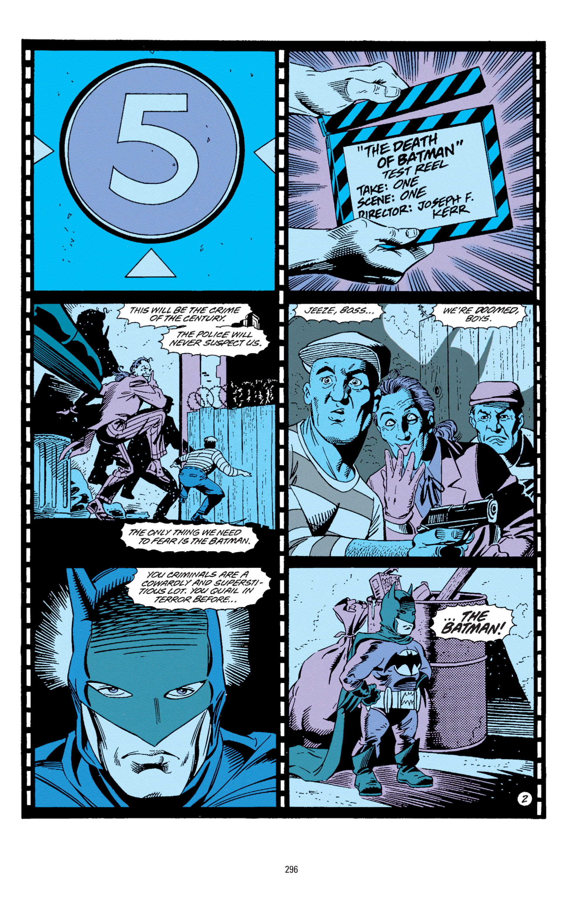 Detective Comics (1937) Issue #671 Page 3