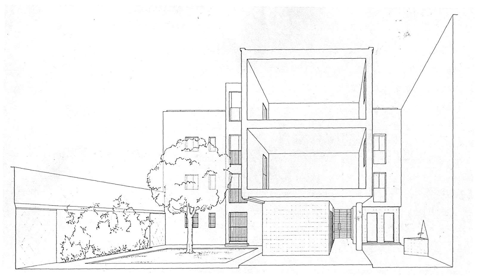 Jasone ayerbe garc a y fco javier ruiz recco arquitectos 11 viviendas de proteccion oficial - Casas proteccion oficial ...
