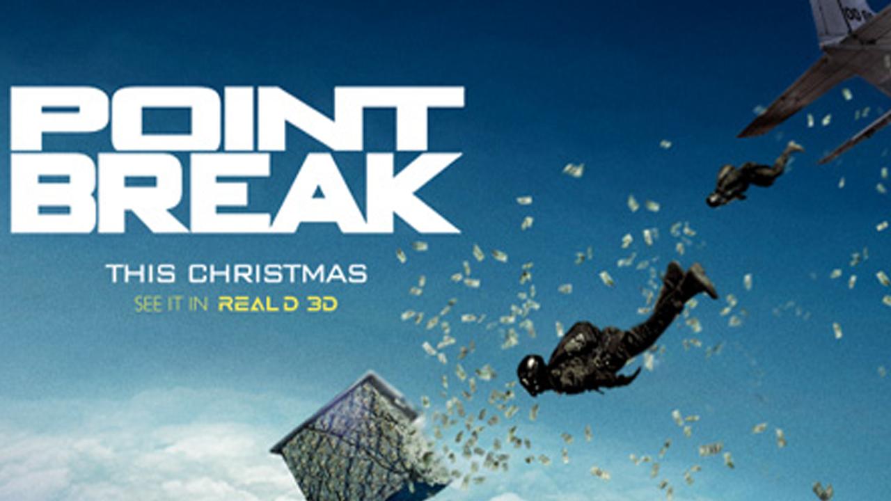 Point Break in 3D 2015 Full Length Movie FR