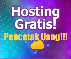 hosting gratisan Indonesia