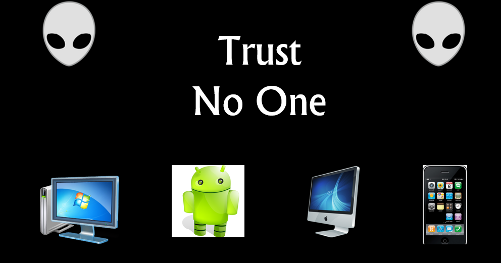 Security Architect: Trust No One (Device)